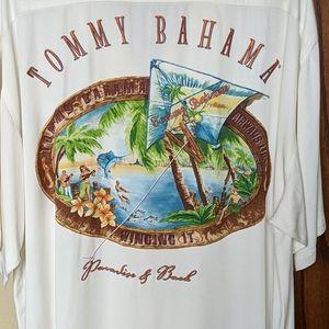 Tommy Bahama Hawaiian Camp Shirt